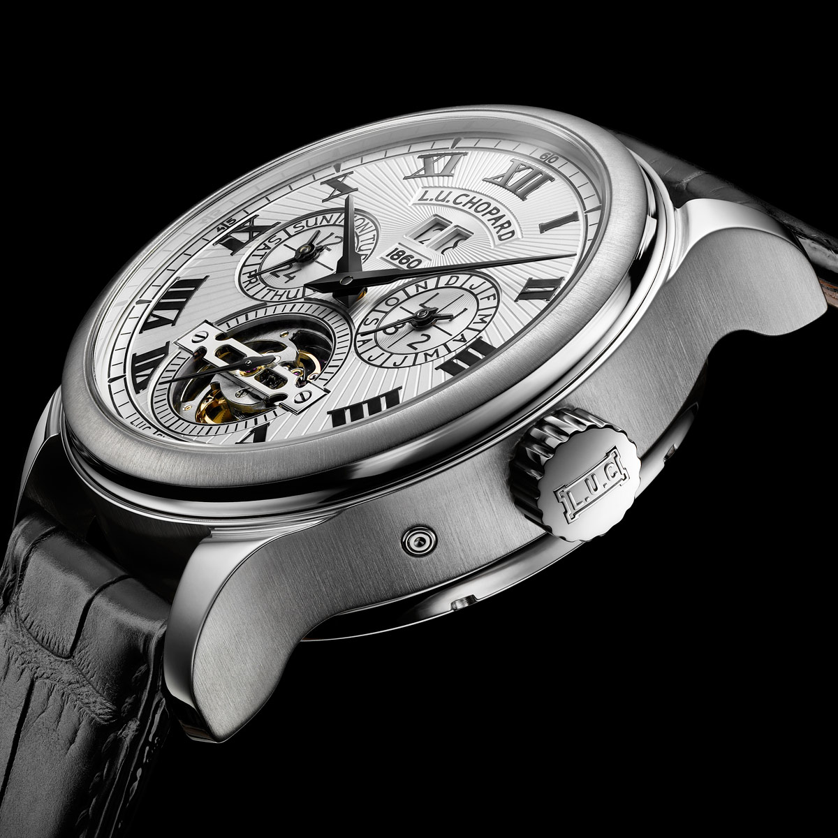 "Montre de luxe Chopard L.U.C 150 ""All in One"""