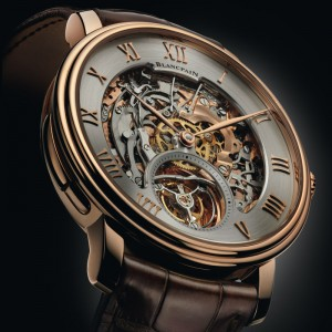 Blancpain Carrousel Repetition Minutes Le Brassus