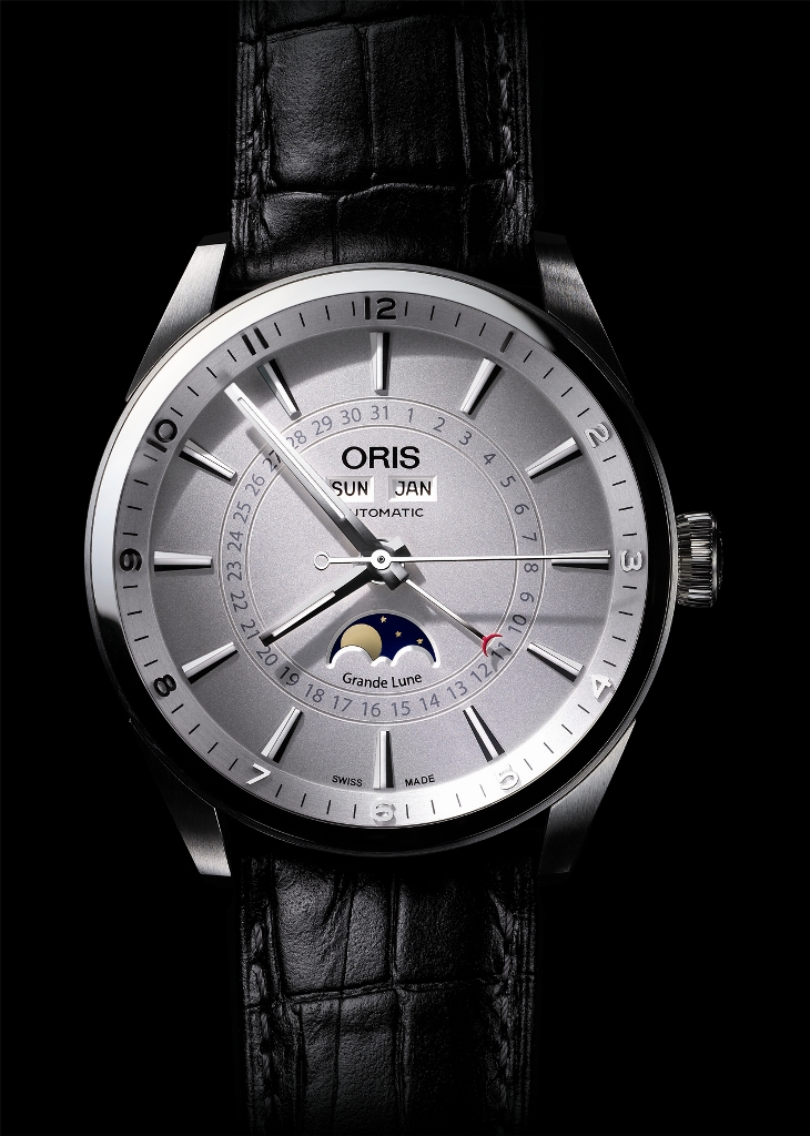 Oris Artix Complication Phases de lune