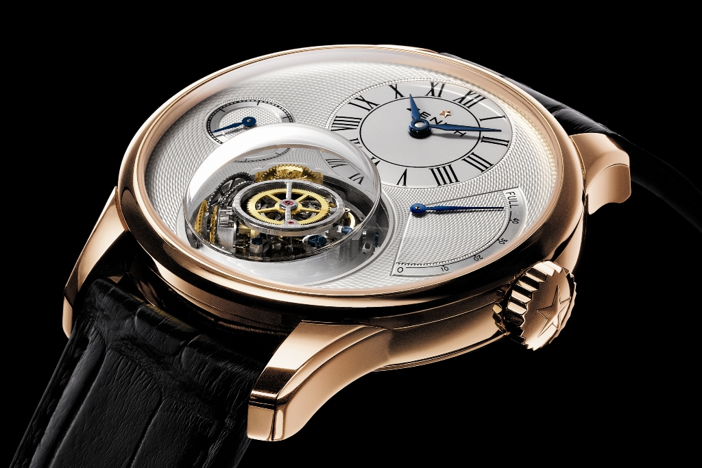 L'incroyable montre Zenith Christophe Colomb