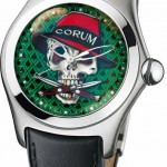 La montre Corum Bubble Gangster
