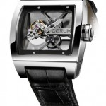 La montre Corum Ti-Bridge Tourbillon