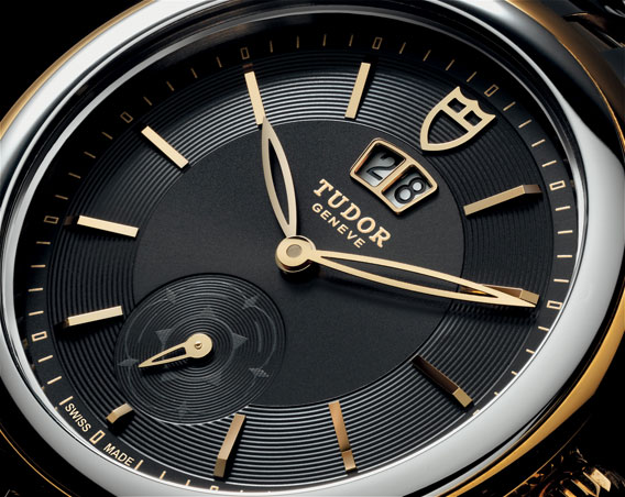Montre Tudor Double Date