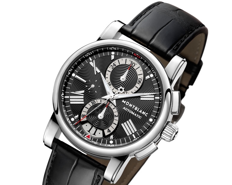 Montre MontBlanc Star 4810 Chronographe automatique