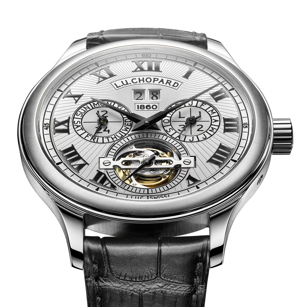 """Chopard LUC 150 """"All in One"""" avec multiples complications"""