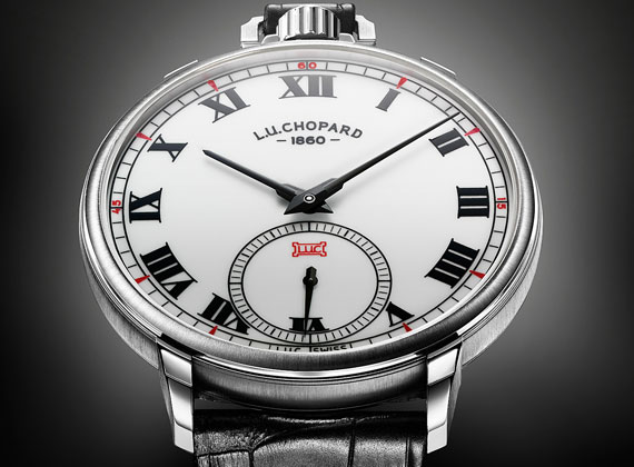 Chopard LUC Louis-Ulysse the Tribute : hommage contemporain à l'art horloger