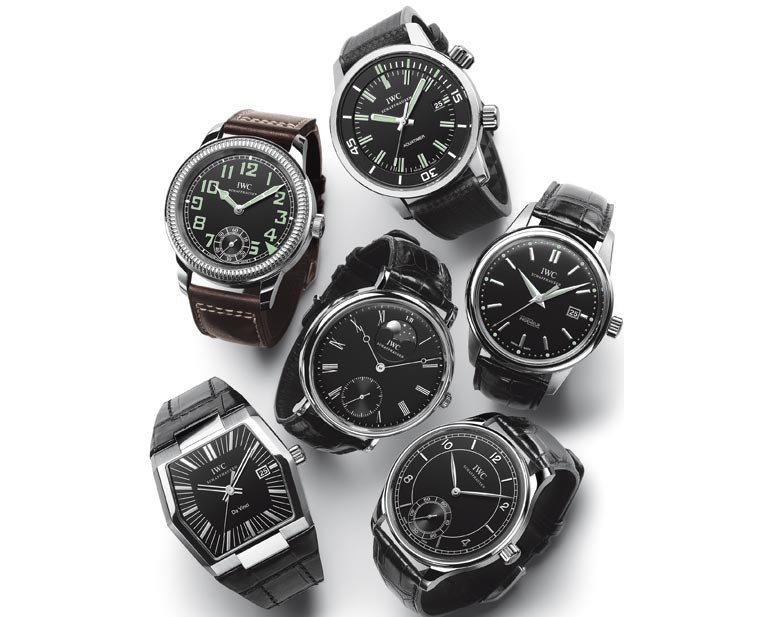 IWC collection Vintage