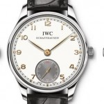 IWC collection portgugaise remontage manuel