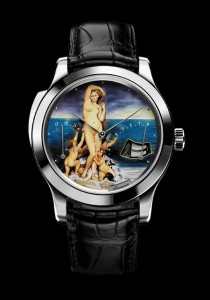 Jaeger-LeCoultre Enamel Collection : Venus