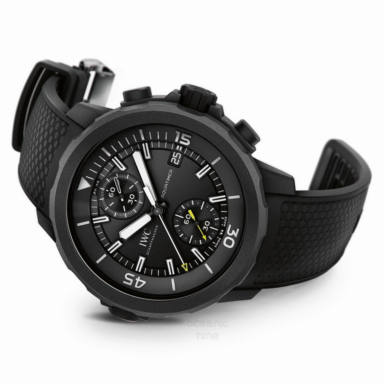 IWC Aquatimer Chronographe Galapagos Islands - IW379502