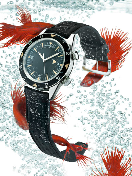 Jaeger-LeCoultre Memovox Tribute to DeepSea