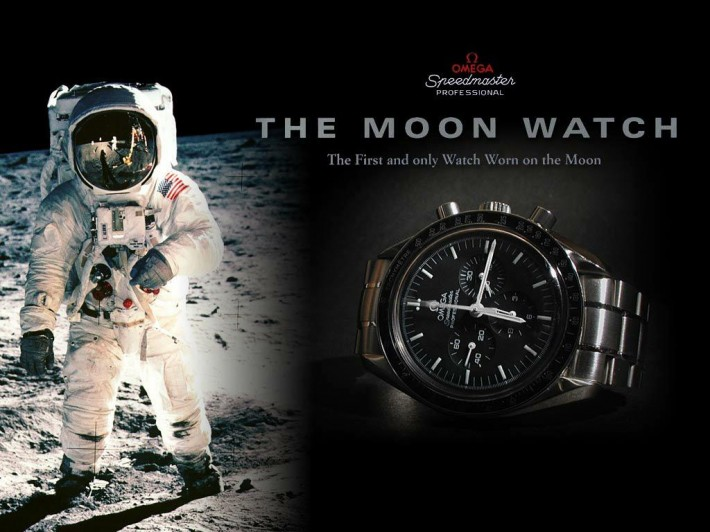Omega Speedmaster Moonwatch 1969