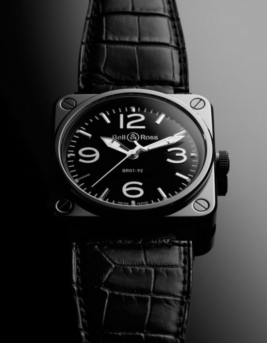 Bell and Ross BR 01 Céramique