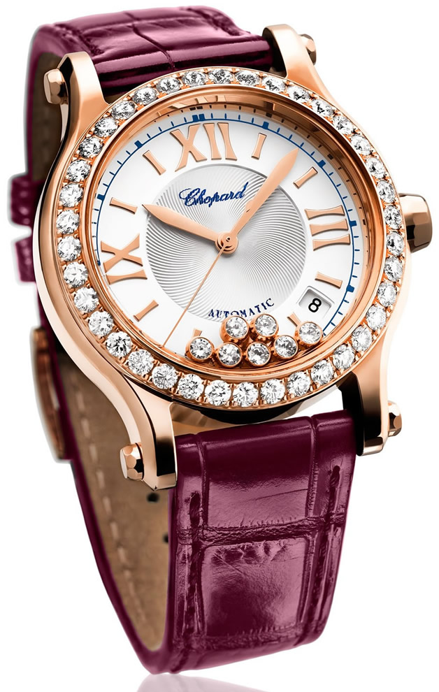 Chopard Happy Diamonds - Happy Sport Automatique - 274808-5003