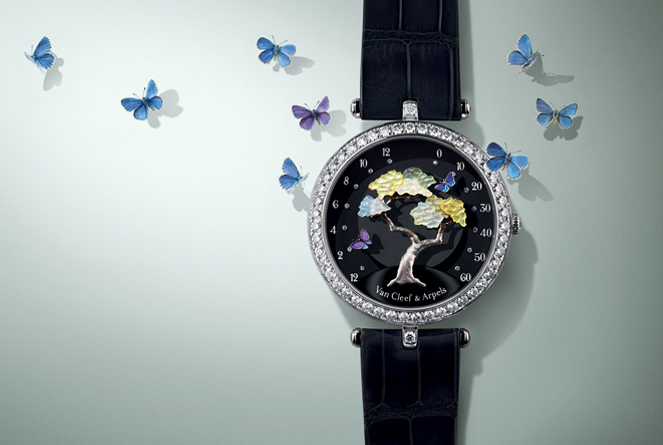 Van Cleef and Arpels Butterfly Symphony