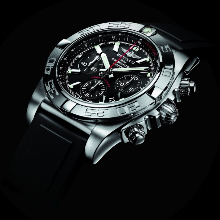 Chronographe Breitling Chronomat 44 Flying Fish