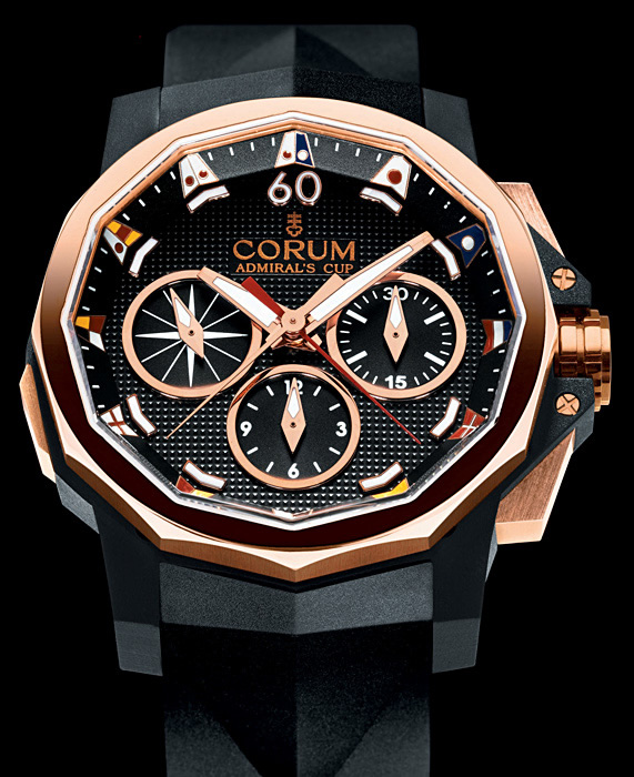 Corum Leap Second