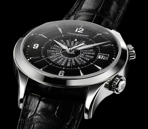 Jaeger-LeCoultre Master Memovox International