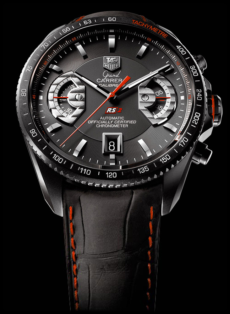 Tag Heuer Grand Carrera Calibre 17 RS 2